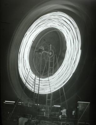 Slide, Ferris Wheel