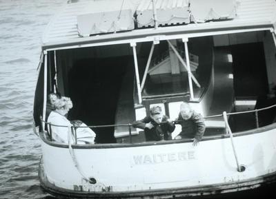 Slide, Ferry, Tauranga Harbour