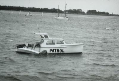 Slide, Patrol Boat, Tauranga Harbour