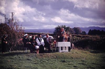 Slide, Te Ranga, Gate Pa Centenary, Tauranga