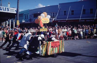 Slide, Orange Festival, Tauranga