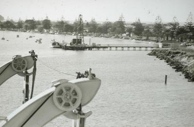 Slide, Mount Maunganui Wharf