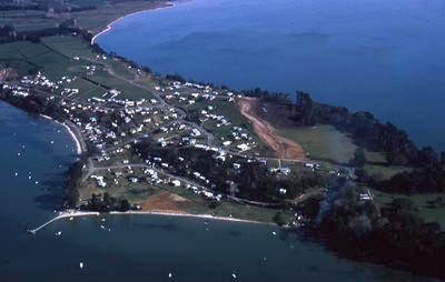 Slide, Aerial View, Omokoroa