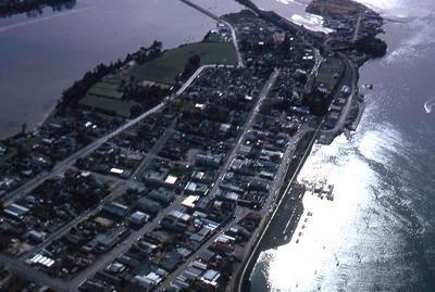 Slide, Aerial View, Tauranga
