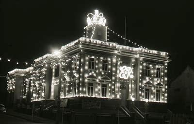 Slide, Town Hall, Tauranga
