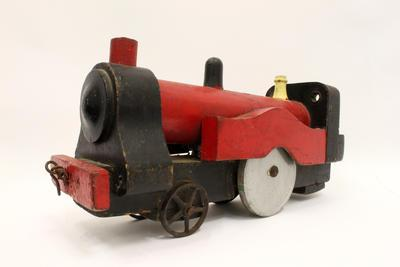 Toy, Train Engine