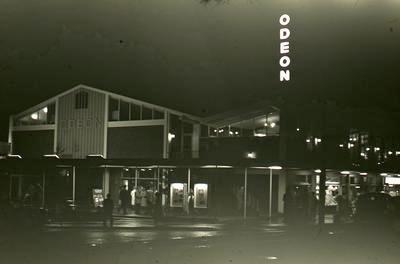 Slide, Odeon Theatre, Tauranga