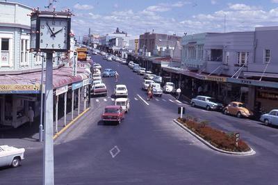 Slide, Devonport Road, Tauranga