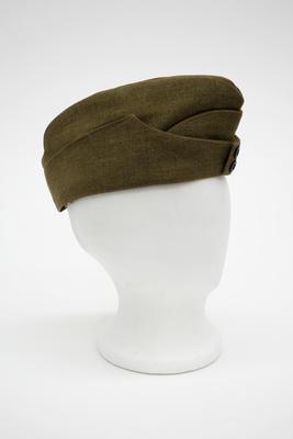 Cap, Field Service, Army, WW2