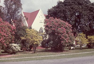 Slide, Holy Trinity Church, Tauranga