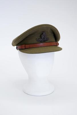 Cap, Army, Service Dress, Type 3 Variation