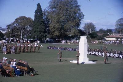 Slide, Anzac Day, Tauranga Domain