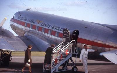 Slide, NAC, Tauranga Airport