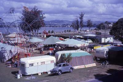 Slide, Circus, Memorial Park, Tauranga