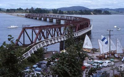 Slide, Matapihi Rail Bridge, Tauranga