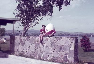 Slide, Humpty Dumpty, Memorial Park, Tauranga