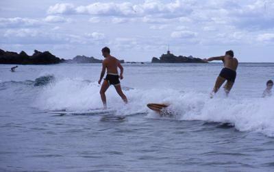 Slide, Surfing, Mount Maunganui
