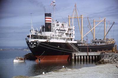 Slide, Ship, Mount Maunganui Wharf