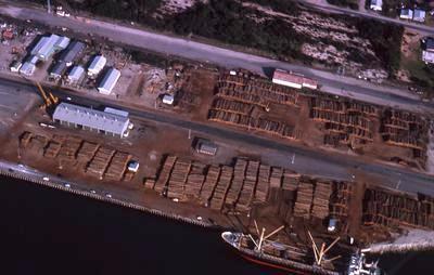Slide, Timber, Mount Maunganui Wharf