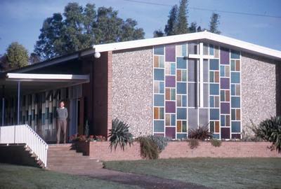Slide, Methodist Church, Tauranga