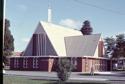 Slide, Baptist Church, Tauranga