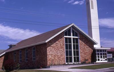 Slide, St Enoch, Church, Tauranga
