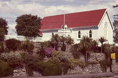 Slide, St George, Church, Tauranga