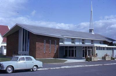 Slide, St Peters, Church, Tauranga