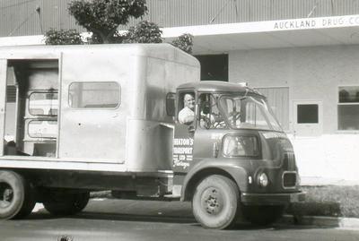 Slide, Heaton's Transport, Tauranga