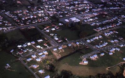 Slide, Aerial View, Greerton, Tauranga
