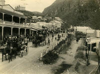 Print, Photographic, Karangahake, Mining