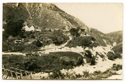 Print, Photographic, Karangahake Gorge