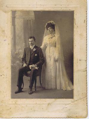 Print, Photographic, Wedding Portrait