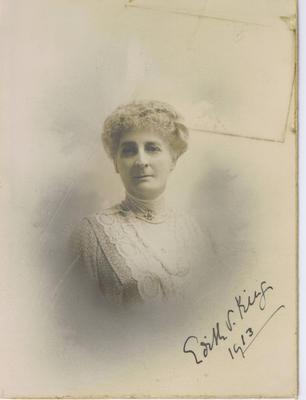 Print, Photographic, Edith King