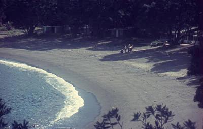 Slide, Opo Bay, Mayor Island