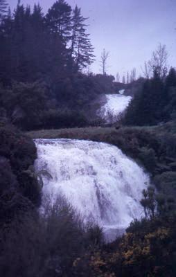 Slide, Owharoa Falls