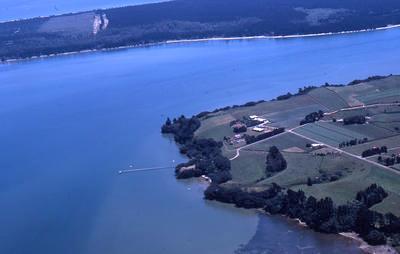 Slide, Kauri Point and Matakana Island