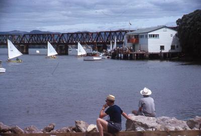 Slide, Tauranga Yacht Club