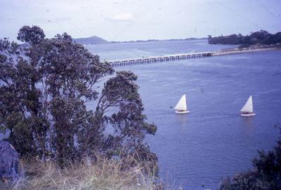 Slide, Maungatapu Bridge, Tauranga