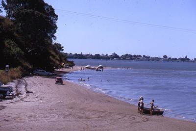 Slide, Maungatapu Beach
