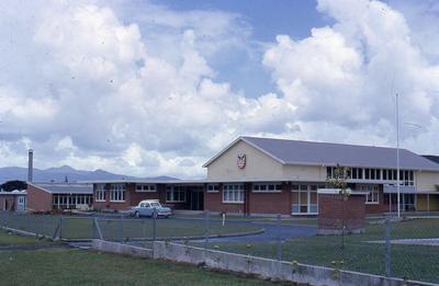 Slide, Waihi College