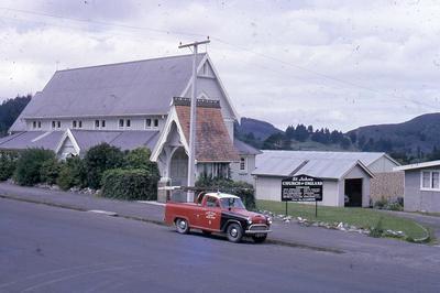 Slide, Church, Waihi