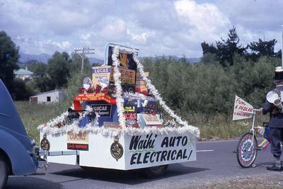 Slide, Diamond Jubilee, Waihi