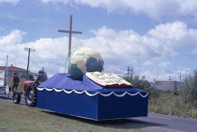 Slide, Diamond Jubilee, Waihi
