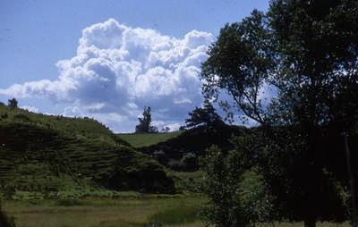Slide, Rural Scene