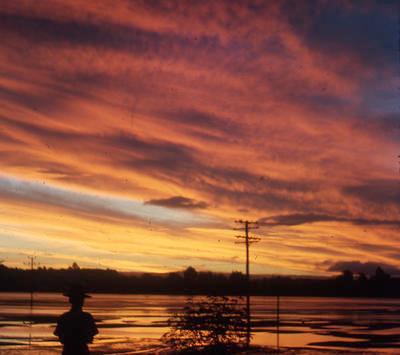 Slide, Sunset, Tauranga