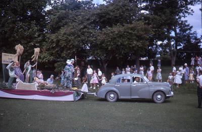 Slide, Nativity Play, Tauranga Domain