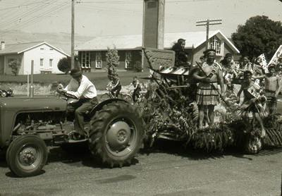 Slide, Cavalcade of Transport, Cameron Road, Tauranga
