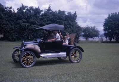 Slide, Vintage Car Club Rally, Tauranga