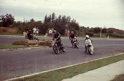 Slide, Motorcycle Race, Tauranga